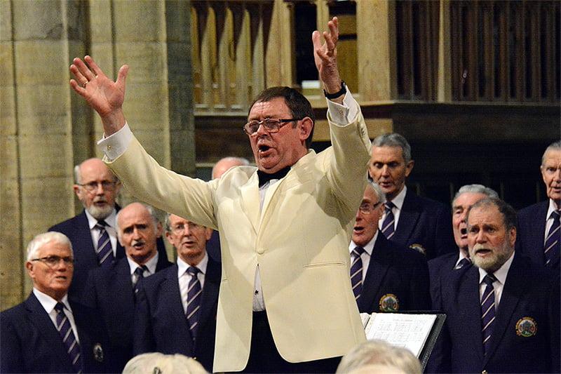 Denbigh Male Voice Choir Concerts