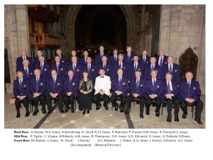 25th Anniversary Concert, St. Asaph Cathedral 30/11/2013
