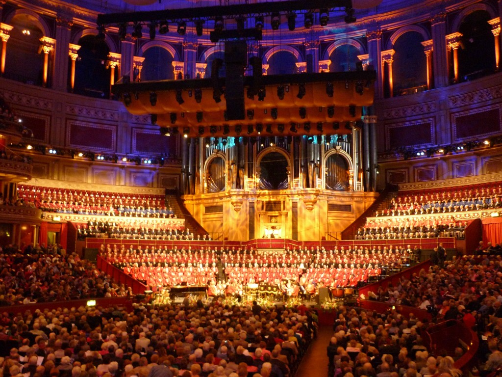 royal albert hall thousand voices