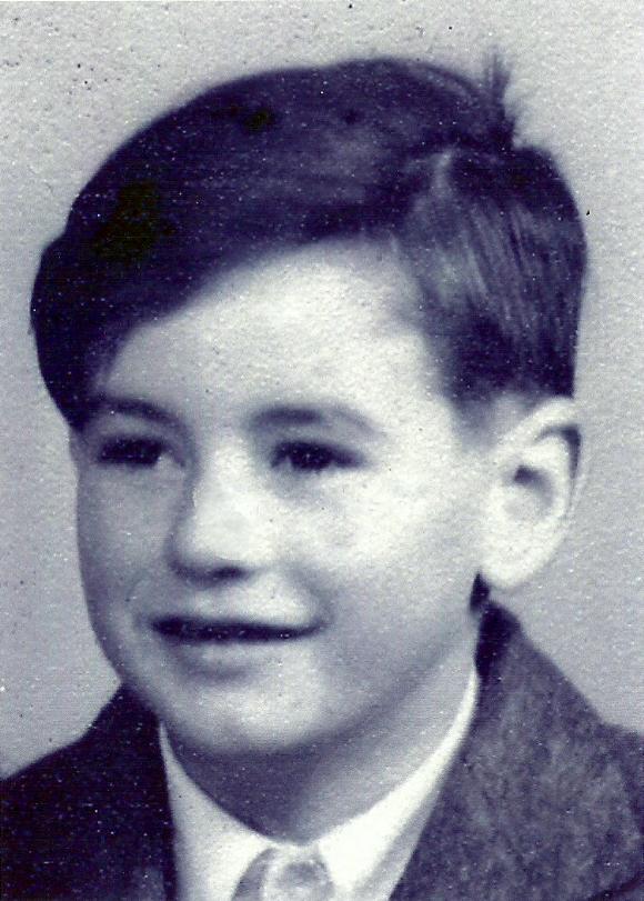 Schoolboy Iorwerth