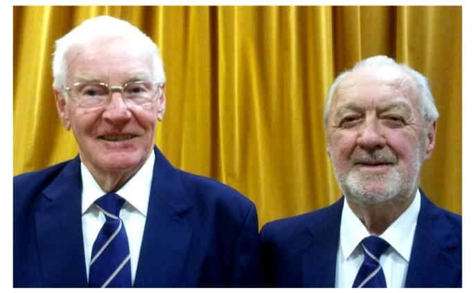 David Jones and Gordon Price