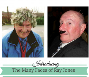 The Many Faces of Ray Jones(2)