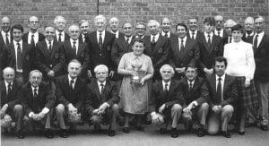 Wetley Rocks Male Voice Choir 1985